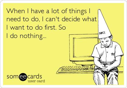 procrastination 4